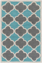 Surya Holden Maisie Teal - Gray Area Rug