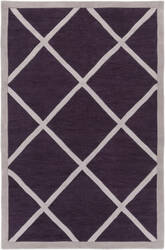Surya Holden Layla Purple - Ivory Area Rug