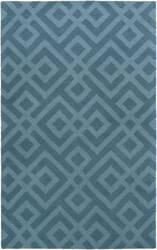 Surya Impression Poppy Blue - Teal Area Rug