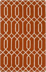 Surya Impression Ashley Orange - Ivory Area Rug