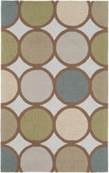 Surya Impression Laura Ivory Multi Area Rug