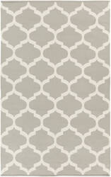Surya Vogue Everly Grey/White Area Rug