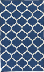 Surya Vogue Everly Blue/White Area Rug