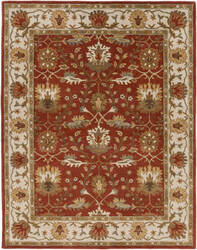 Surya Middleton Savannah Rust - Ivory Area Rug