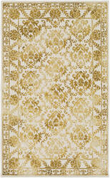 Surya Organic Aubrey Gold - Off-White Area Rug