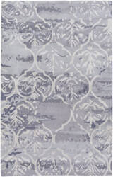 Surya Pacific Holly Slate Grey - Beige Area Rug