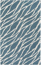 Surya Arise Willa Blue - Ivory Area Rug