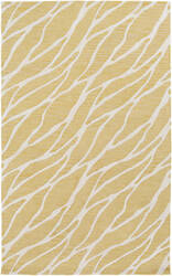 Surya Arise Willa Gold - Ivory Area Rug
