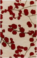 Surya Venus Scarlett Beige - Red Area Rug