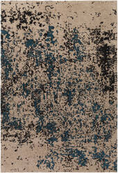 Surya Egypt Lara Dark Teal - Grey Area Rug