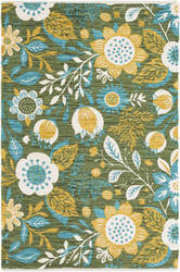 Surya Elaine Levi Eli3095 Multi-Colored Area Rug