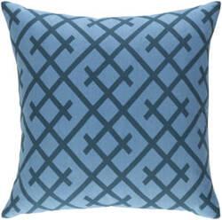 Surya Ethiopia Pillow Kenya Etpa7219 Turquoise