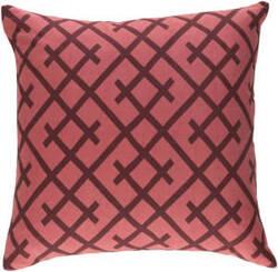 Surya Ethiopia Pillow Kenya Etpa7220 Terra Cotta