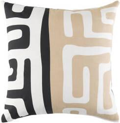 Surya Ethiopia Pillow Morocco Etpa7239 Beige