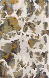 Surya Geology Lillian Yellow Area Rug