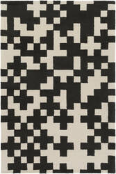 Surya Hilda Beatrix Black - White Area Rug