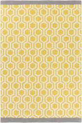 Surya Hilda Eva Yellow - Gray Area Rug