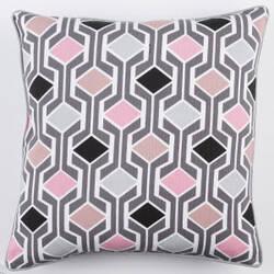 Surya Inga Pillow Greta Pink Multi