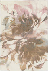 Surya Madeline Rosey Brown - Pink Area Rug