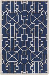 Surya Marigold Leighton Navy Blue Area Rug