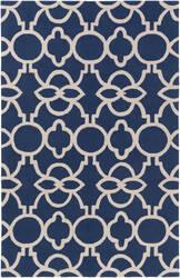 Surya Marigold Arabella Navy Blue Area Rug