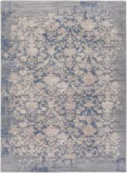 Surya Potter Vicki Blue - Gray Area Rug
