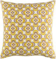 Surya Trudy Pillow Rosa Yellow Multi