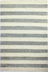 Bashian Natural A156-Bn201 Cream-Grey Area Rug