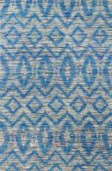 Bashian Spectrum C179-Ch104 Blue Area Rug