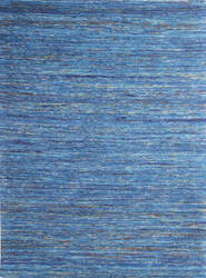 Bashian Spectrum C179--Ch74 Teal Area Rug