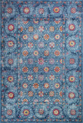 Bashian Charleston C186-Ro28a Blue Area Rug