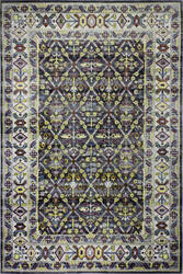 Bashian Charleston C186-R103 Grey Area Rug