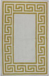 Bashian Hampton D105-Fw18 Ivory - Gold Area Rug