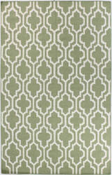 Bashian Hampton D105-Fw6 Light Green Area Rug