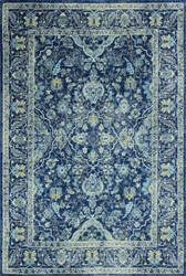 Bashian Everek E110-5394a Dark Blue Area Rug