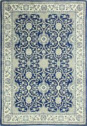 Bashian Everek E110-5397a Dark Blue Area Rug