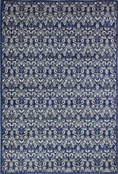 Bashian Everek E110-5439a Dark Blue Area Rug