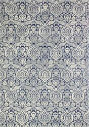 Bashian Everek E110-5440a Dark Blue Area Rug