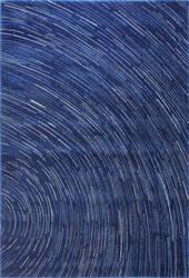 Bashian Everek E110-5468 Dark Blue Area Rug