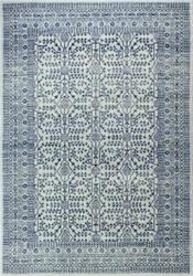 Bashian Everek E110-5466 Ivory - Blue Area Rug