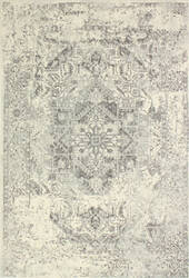 Bashian Everek E110-5437a Ivory-Grey Area Rug