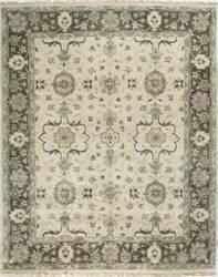 Bashian Vintage I123-Sa104 Ivory Area Rug