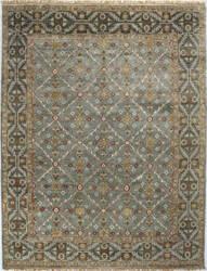 Bashian Vintage I123-Hsa107 Slate Area Rug