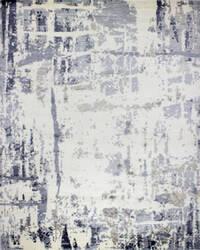 Bashian Cascade K153-Hsv12 Ivory - Grey Area Rug
