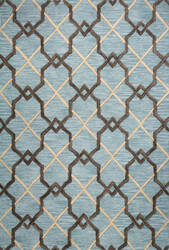 Bashian Rajapur R121-Cal913 Light Blue Area Rug