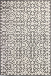 Bashian Verona R130-Lc157 Grey Area Rug