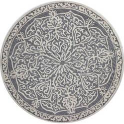 Bashian Verona R130-Lc158 Grey Area Rug