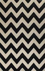 Bashian Verona R130-Lc135 Ivory - Black Area Rug