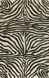 Bashian Verona R130-Lc109 Ivory - Chocolate Area Rug