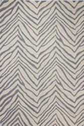 Bashian Valencia R131-Al148 Ivory - Grey Area Rug